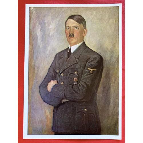Hitler Postcard # 6860