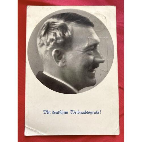Mit Deutschen Weihnachtsgrusse! Postcard # 6893