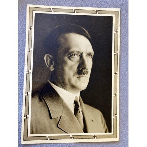 Hitler Postcard # 6908