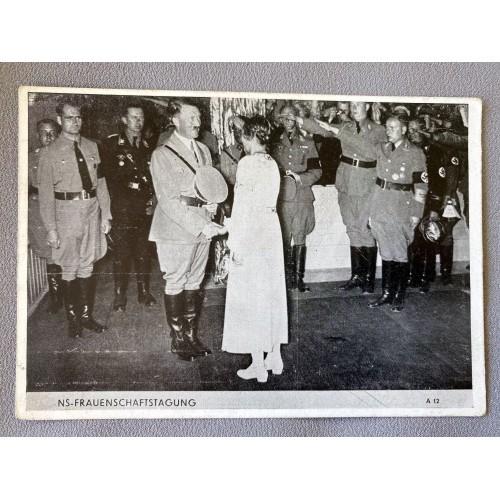 NS-Frauenschaftstagung Postcard # 6915
