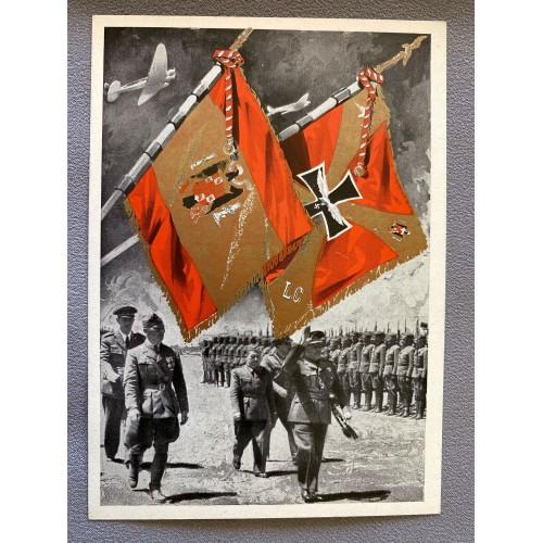 Condor Legion Postcard # 6927