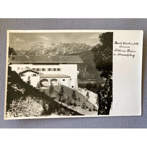Haus Wachenfeld Postcard # 6983