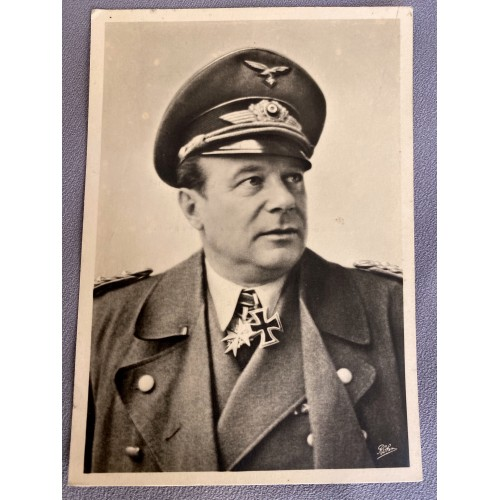 Luftwaffe General Postcard # 7033