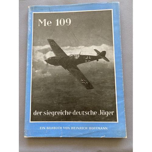 ME 109 Der Siegreiche Deutsche Jäger # 7060