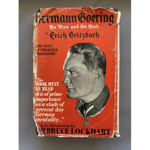 Hermann Goering The Man and his Work # 7081