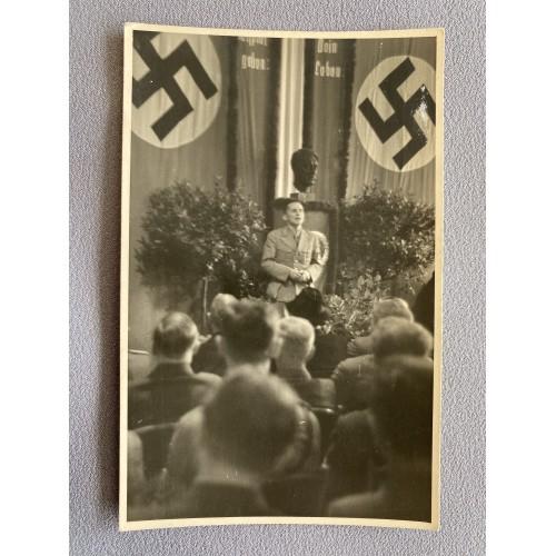 Political Leader Postcard # 7108