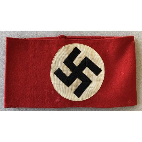 NSDAP Armband # 7163