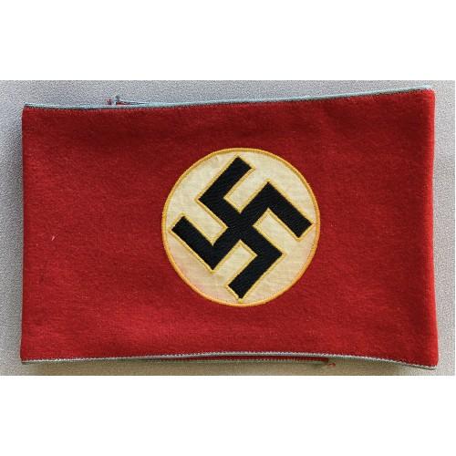 Ortsgruppe Politisches Leiter Anwärter Armband