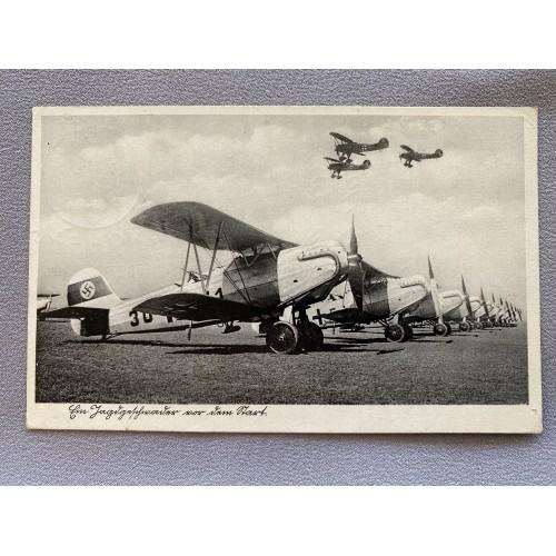 Luftwaffe Postcard # 7198