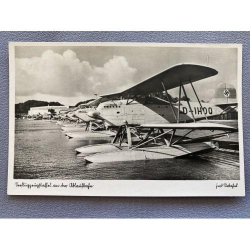 Luftwaffe Postcard  # 7200