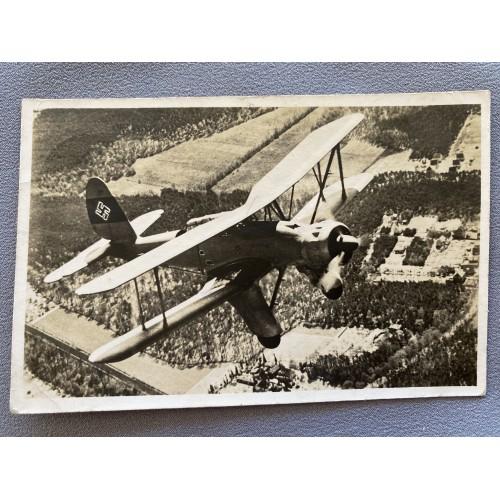 Luftwaffe Postcard # 7210