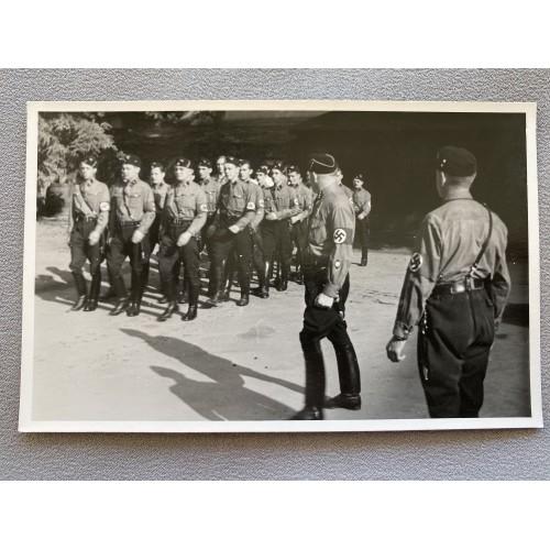 NSDAP Postcard # 7230