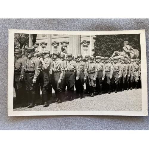 NSDAP Postcard # 7231