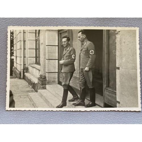 NSDAP Postcard # 7236