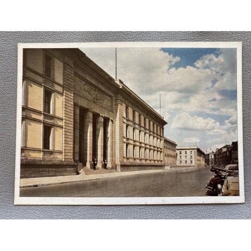 Neue Reichskanzlei Berlin Postcard # 7270