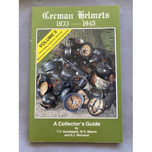 German helmets, 1933-1945, Volume II: A collector's guide # 7279