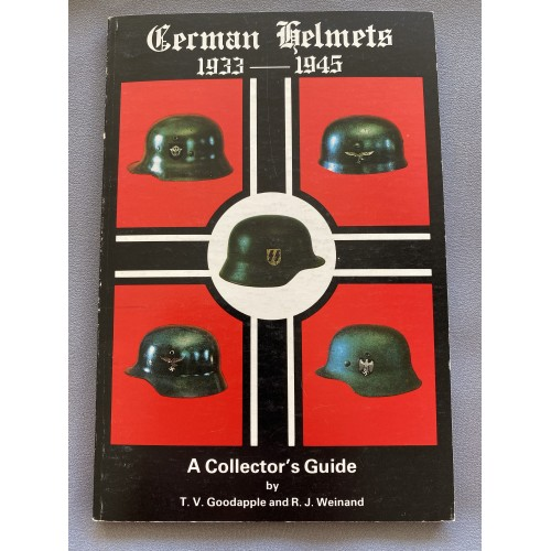 German helmets, 1933-1945, Volume I: A collector's guide # 7280