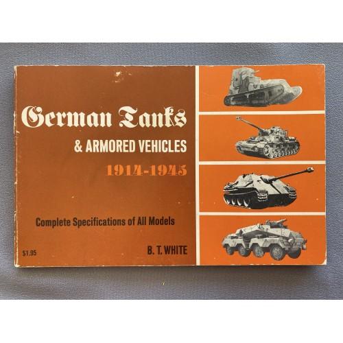 German Tanks & Armored Vehicles 1914-1945 # 7303