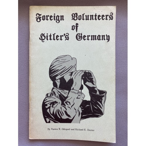 Foreign Volunteers of Hitler's Germany  # 7305