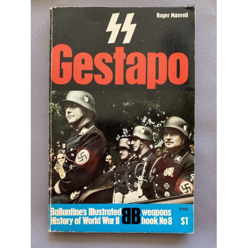 SS Gestapo by Roger Manvell