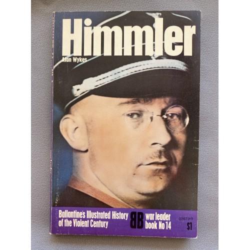 Himmler by Alan Wykes # 7315
