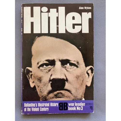 Hitler by Alan Wykes # 7319