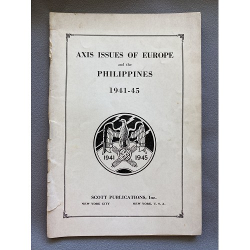 Axis Issues of Europe and the Philippines 1941-45 # 7326