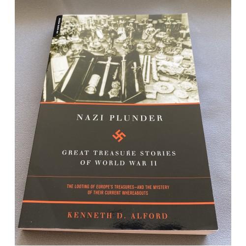 Nazi Plunder Great Treasure Stories of World War II # 7340