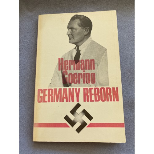 Hermann Goering Germany Reborn # 7343