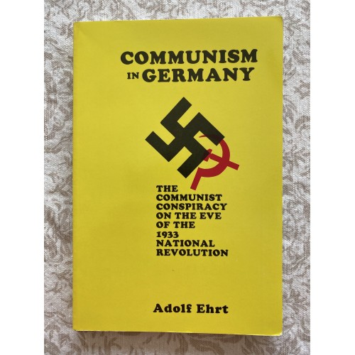 Communism in Germany by Adolf Ehrt # 7344