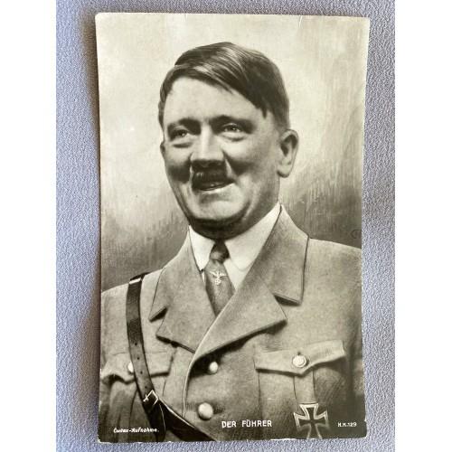 Der Fuhrer Postcard # 7401