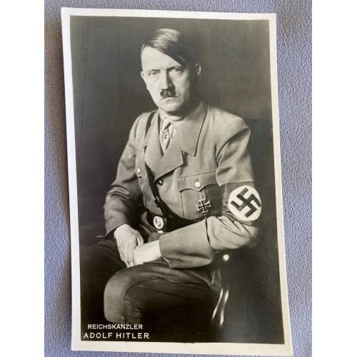 Reichskanzler Adolf Hitler Postcard # 7407