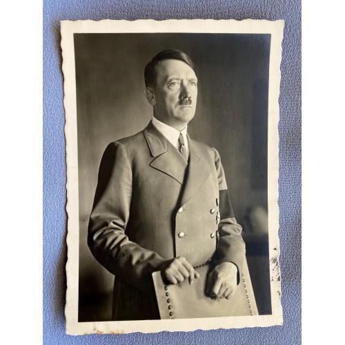 Der Fuhrer Postcard # 7411