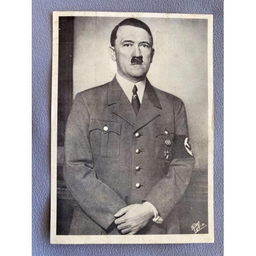 Hitler Postcard # 7413