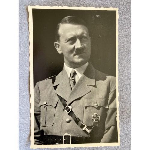 Hitler Postcard # 7414