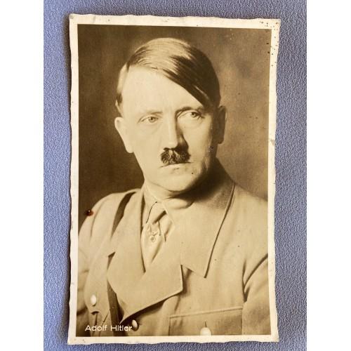 Adolf Hitler Postcard # 7415