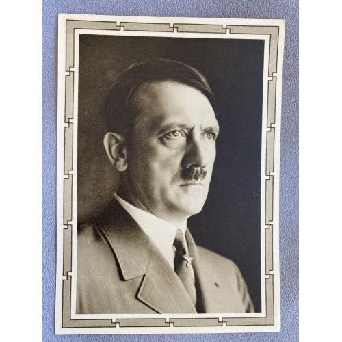 Adolf Hitler Postcard # 7417