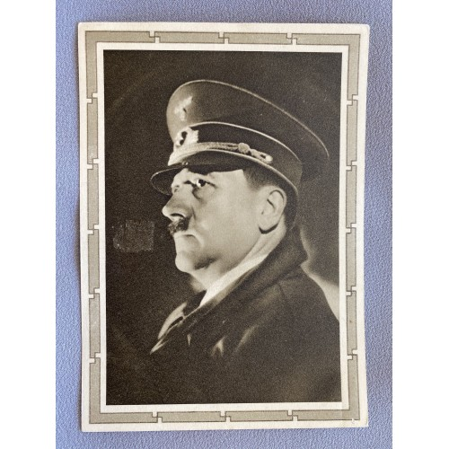 Hitler Postcard # 7419