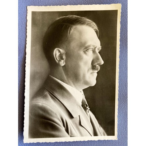 Adolf Hitler Postcard # 7420