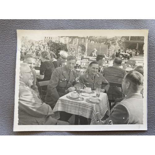 NSDAP Postcard # 7432
