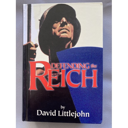 Defending the Reich by David Littlejohn # 7470