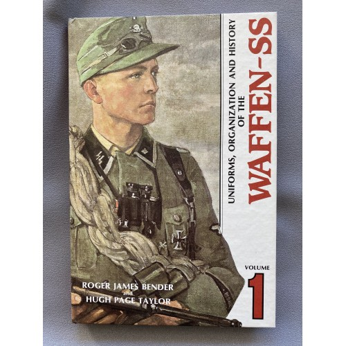 Uniforms, Organisation and History of the Waffen SS Volume 1