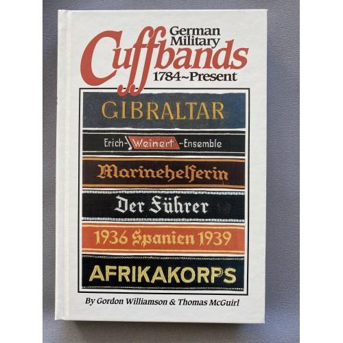 German Military Cuffbands by Gordon Williamson & Thomas McGuirl # 7491