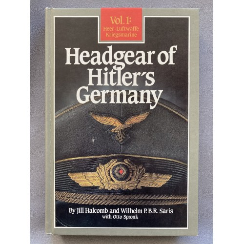 Headgear of Hitler's Germany Vol. 1 # 7496