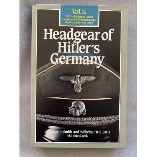 Headgear of Hitler's Germany Vol. 2 # 7497