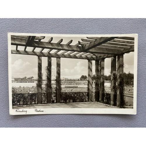 Nürnberg Stadiom Reichsparteitag 1934 Postcard # 7531