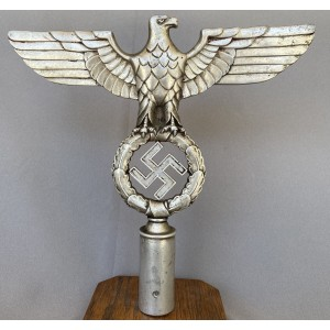 NSDAP Flag Pole Top # 7569