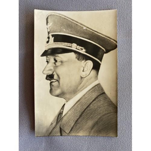 Adolf Hitler Postcard  # 7589