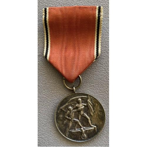 Austrian Anschluss Medal # 7682