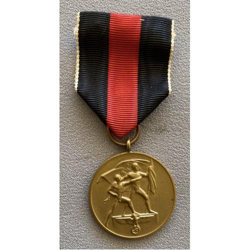 Sudetenland Medal # 7683